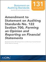 New SAS clarifies audits under PCAOB standards, GAAS