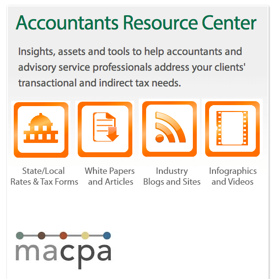 Macpa Avalara Launch Sales Tax Vut Resource Center Maryland