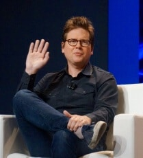 Twitter co-founder Biz Stone: Be human, solve problems, help people