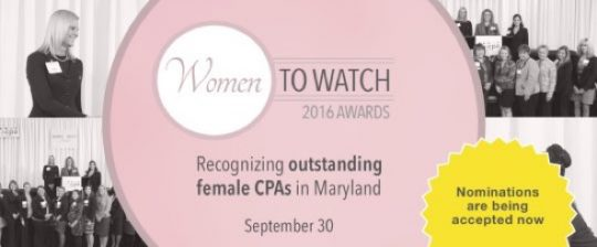 Women to Watch Awards Nomination Deadline Extended to August 4