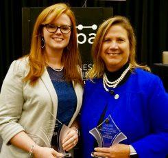 Amy Richardson and Elizabeth Gantnier honored as 2016 MACPA 'Women to Watch'