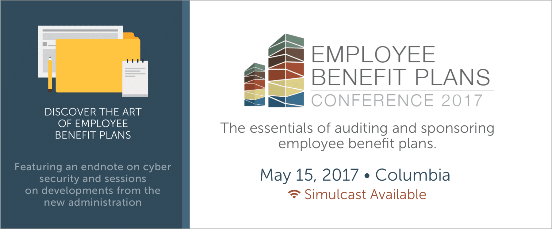 2017 employee benefit plan conference maryland association of cpas
