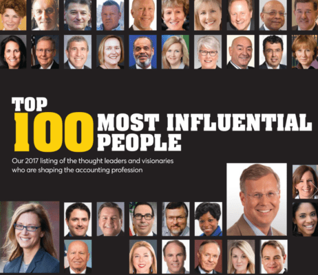 20 MACPA connections among the CPA profession's most influential people