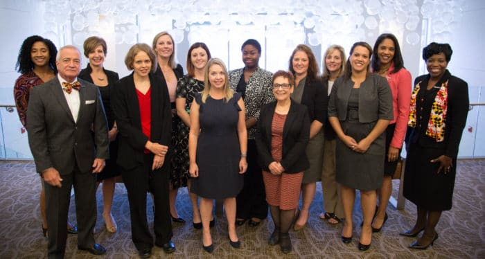 Lisa Blackmore, Faye Miller honored as Maryland's 'Women to Watch' for 2017
