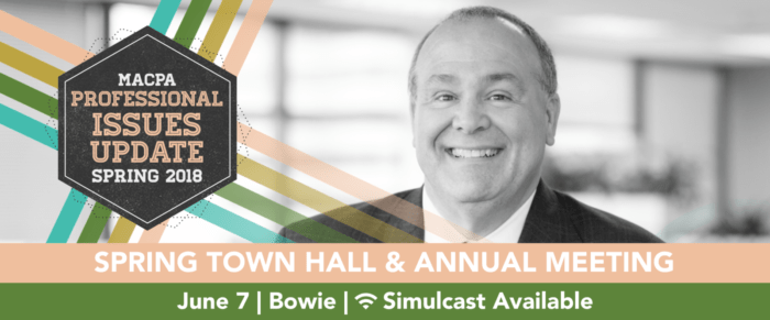 Spring Town Hall 2018 & Annual Meeting