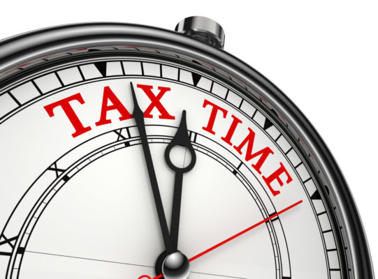 Tax season underway. Here are some resources that will help