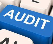 audit on keyboard