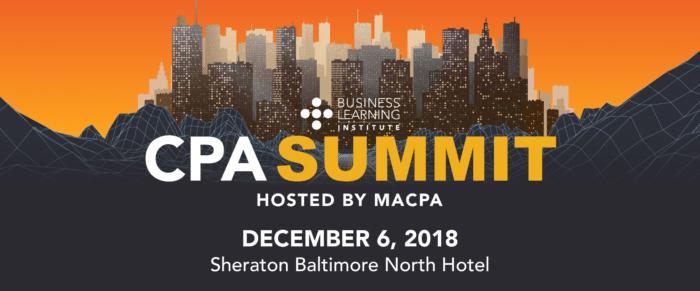 2018 CPA Summit