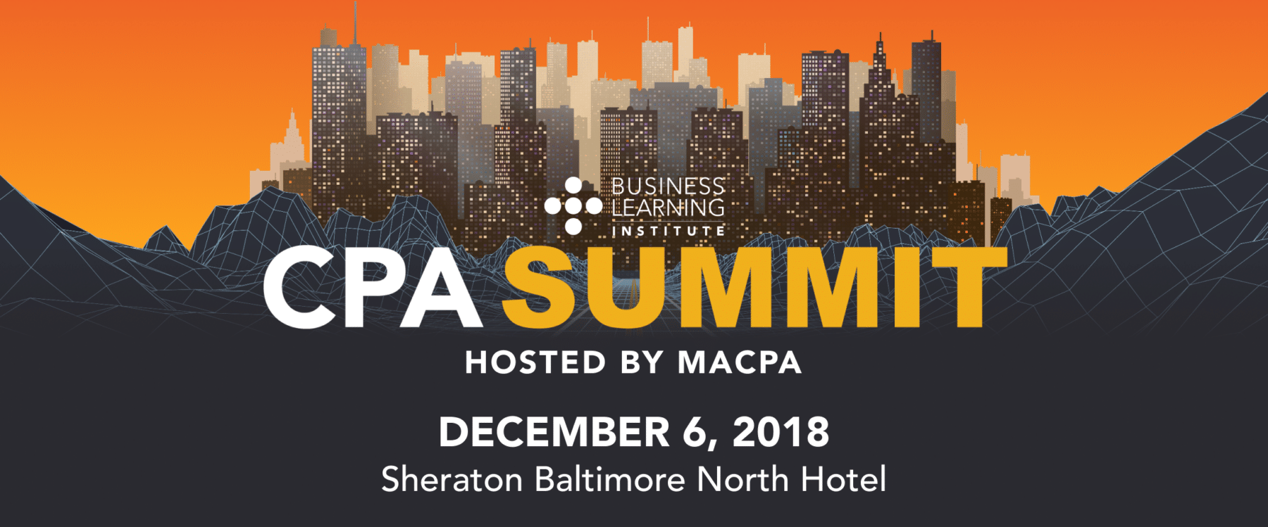 2018 cpa summit maryland association of cpas macpa