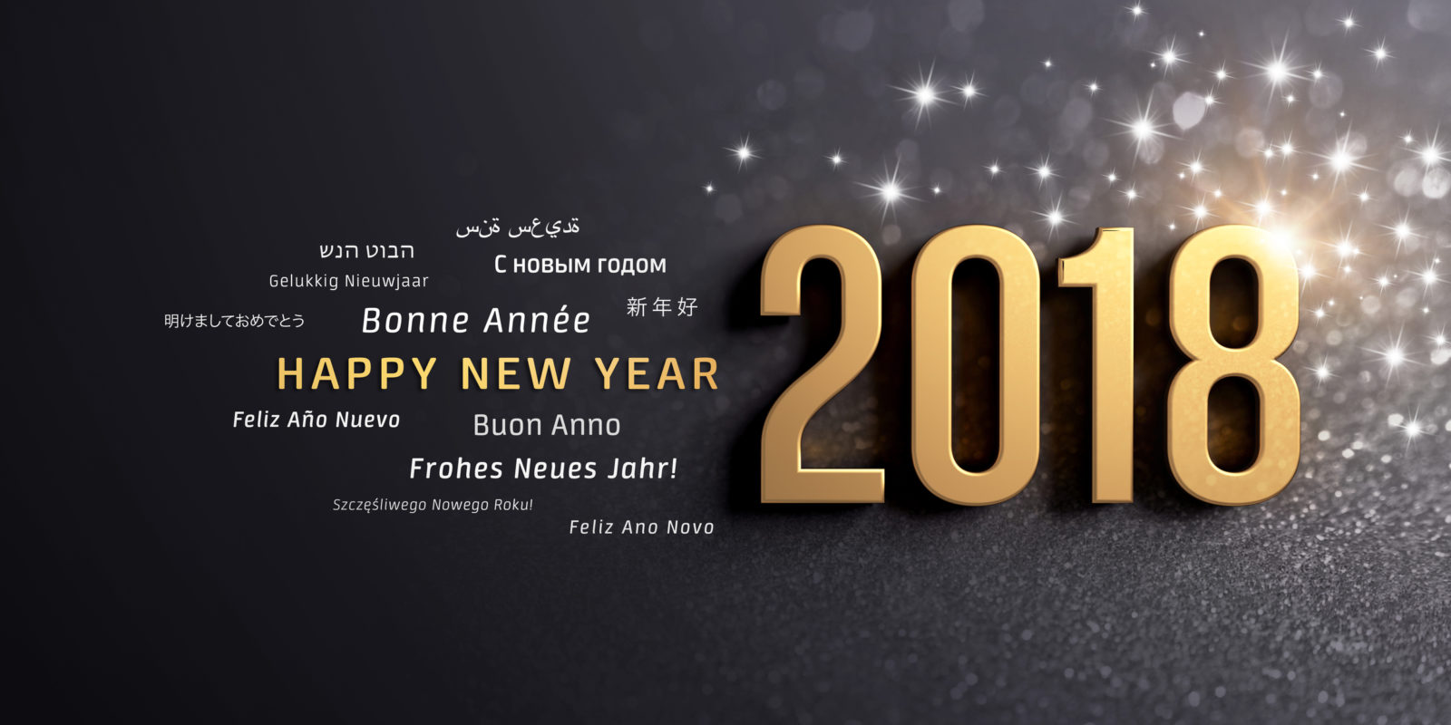 New Year: a selection of sites