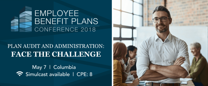 2018 Employee Benefit Plan Conference