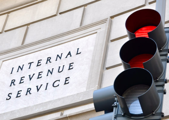 IRS's Tax Day tech glitch: A sign of future woes to come?