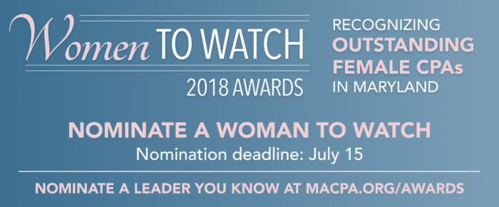 2018 Women to Watch Awards Breakfast