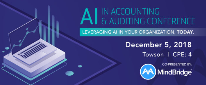 2018 AI IN ACCOUNTING AND AUDITING CONFERENCE