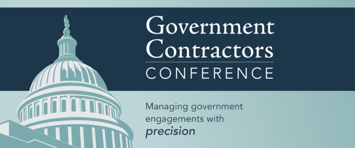 2018 GOVERNMENT CONTRACTORS' CONFERENCE