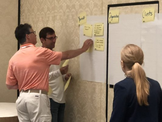 Is your organization moving fast enough? A report from the Beach Retreat