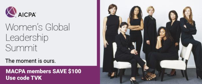 AICPA – Women's Global Leadership Summit