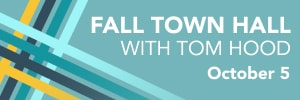 MACPA Town Hall with Tom Hood October 5