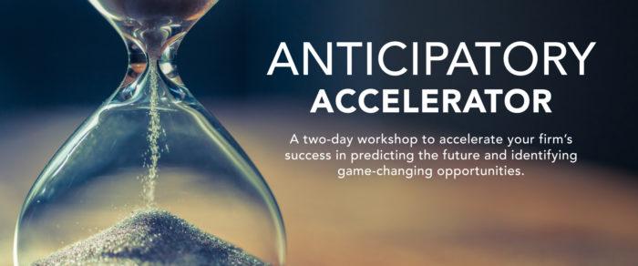 Anticipatory Accelerator
