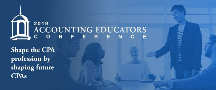 2019 Accounting Educators Conference