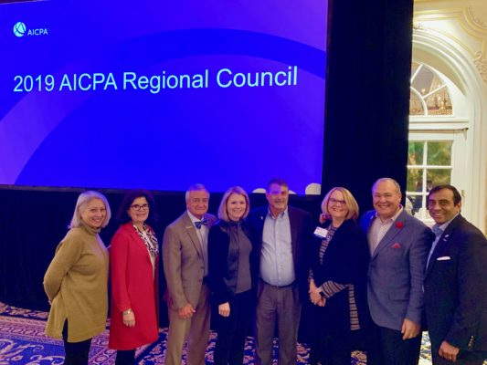 CPA Evolution and Adaptation at AICPA Council in New York