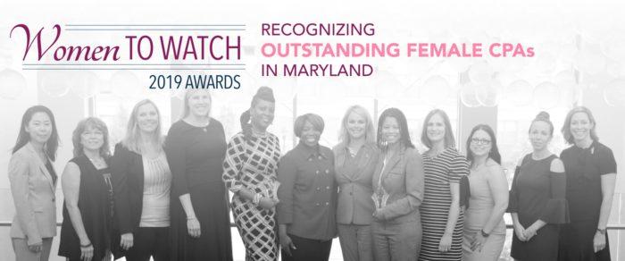 2019 Women to Watch Awards Breakfast