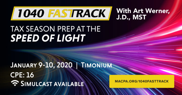 1040 FastTrack coming Dec. 12-13 in Columbia