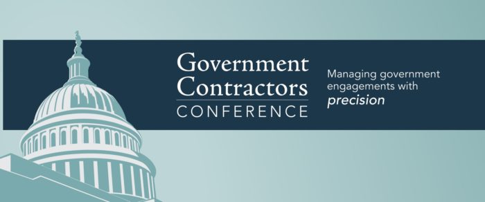 2019 GOVERNMENT CONTRACTORS CONFERENCE