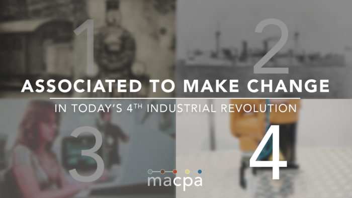 WATCH: The 4th Industrial Revolution | MACPA