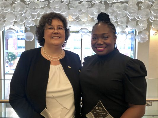 Two CPAs honored as Maryland's 'Women to Watch' for 2019
