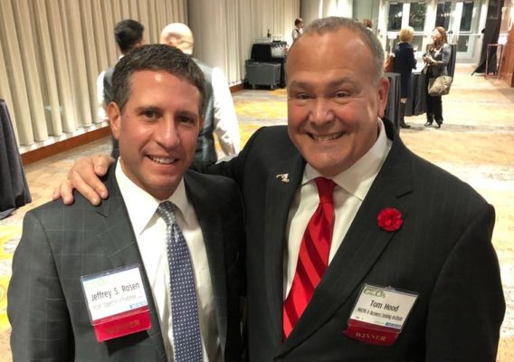 CPAs Jeffrey Rosen, Tom Hood named among Maryland's Most Admired CEOs for 2019