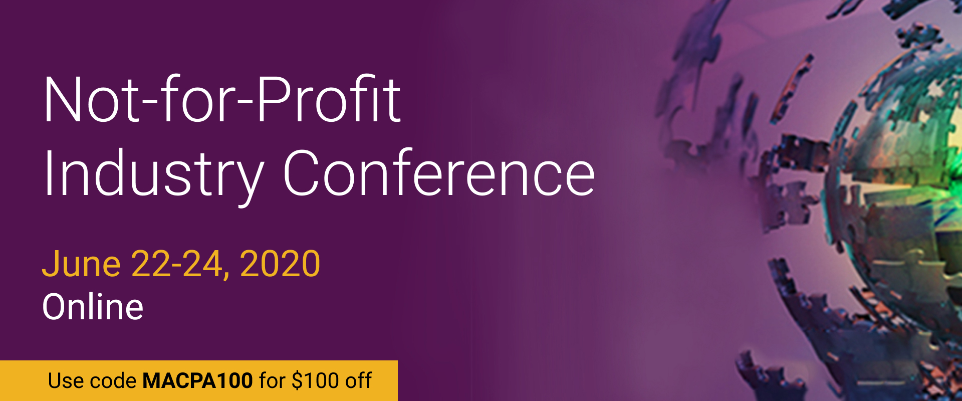 AICPA's Not-for-Profit Industry Conference