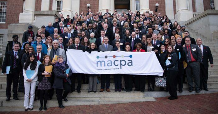 Maryland CPAs converge on Annapolis to help protect their profession