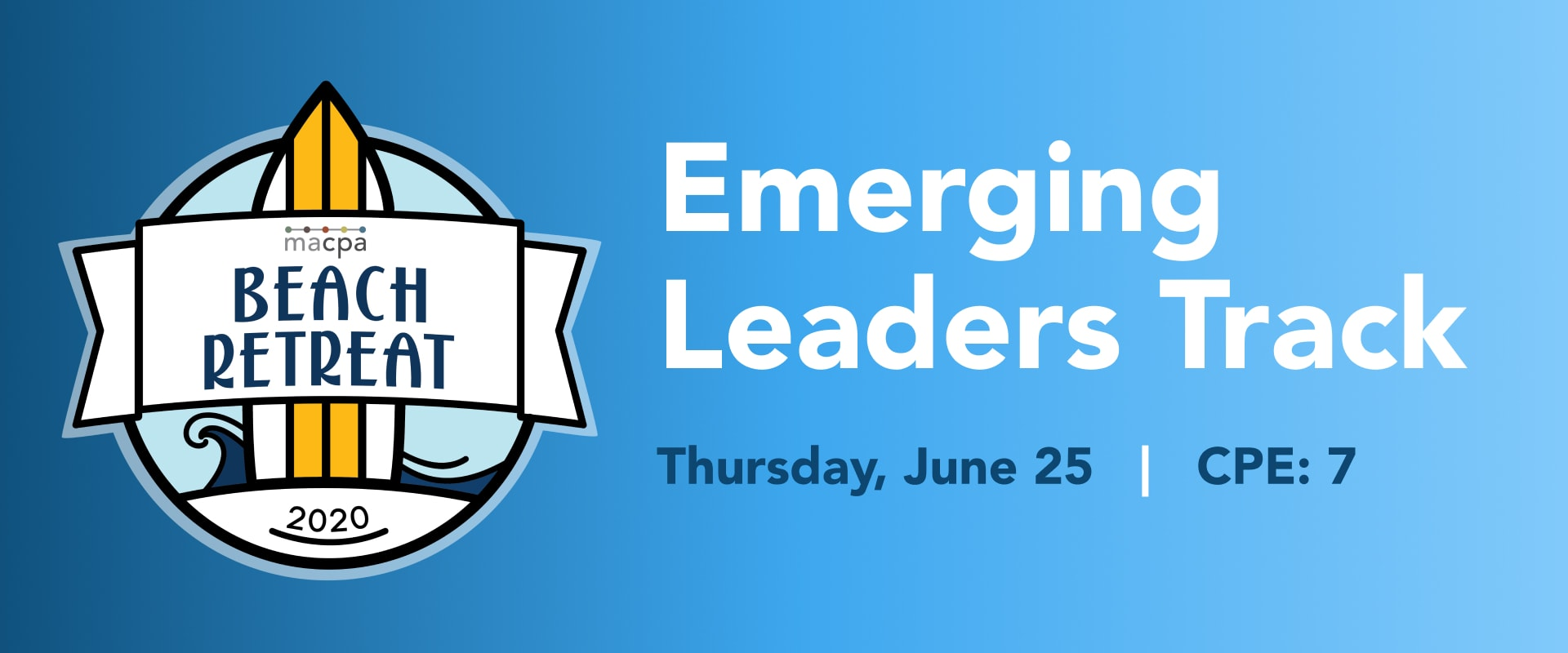 Beach Retreat: Emerging Leaders Track – Full Day Thursday