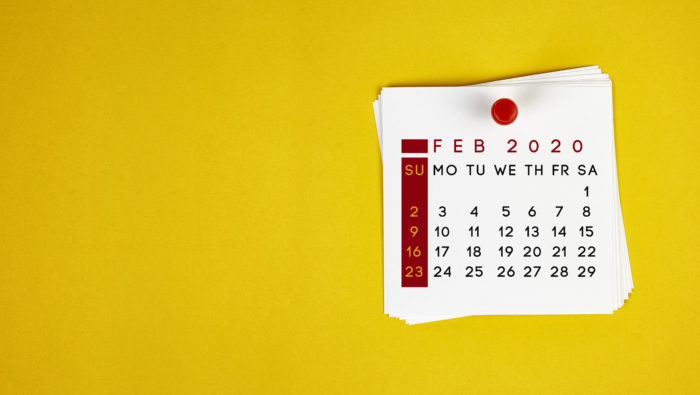 Don't know what to post on social media in February? We've got some ideas