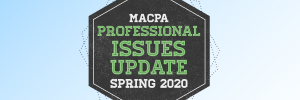 Spring 2020 Professional Issues Update & Annual Meeting: Navigating through the Storm of COVID-19