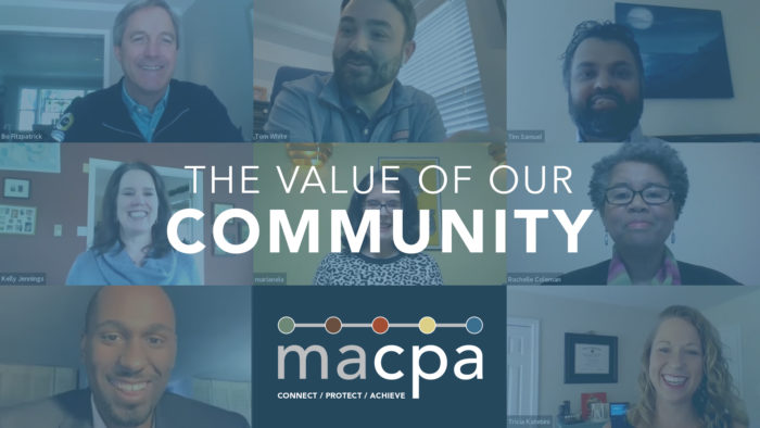 Watch: MACPA members share why community matters