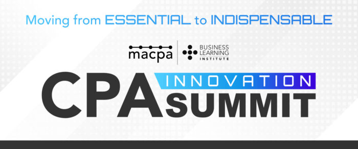 CPA Innovation Summit: Moving from Essential to Indispensable