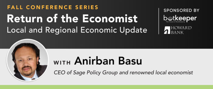 Fall Conference Series – Return of the Economist – Local and Regional Economic Update