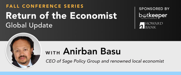 Fall Conference Series – Return of the Economist – Global Update