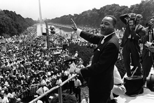 MLK's spirit lives in serving others