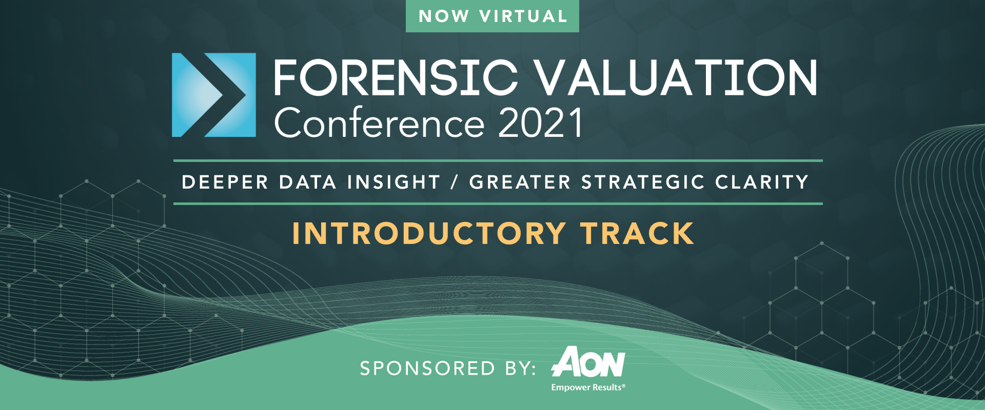 2021 FORENSIC VALUATION CONFERENCE (INTRODUCTORY TRACK)