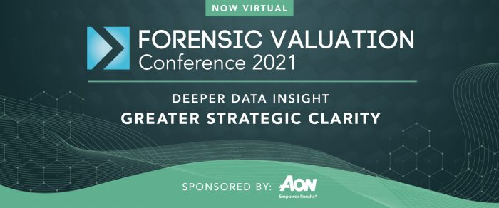 Forensic Valuation Services Conference 2021