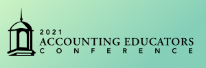 2021 ACCOUNTING EDUCATORS CONFERENCE