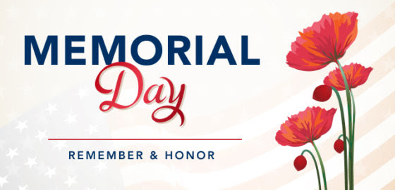 On Memorial Day … honor them