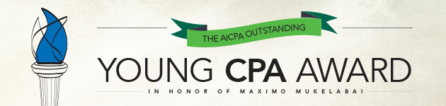 MACPA's McClain named one of AICPA's Outstanding Young CPAs