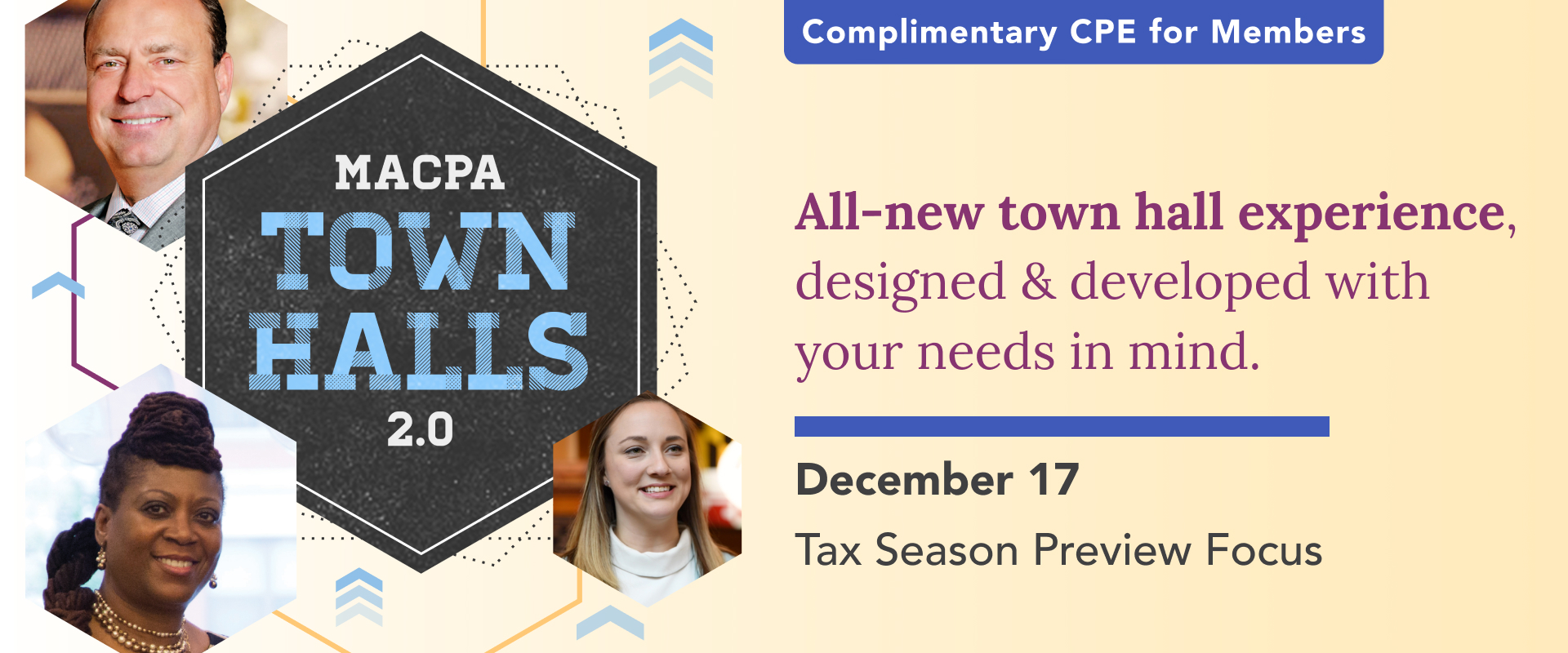 MACPA Town Hall (December 2021)