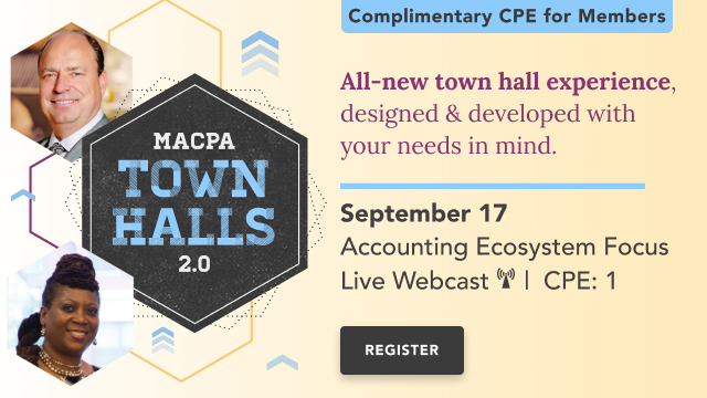 MACPA Town Hall (September 2021)