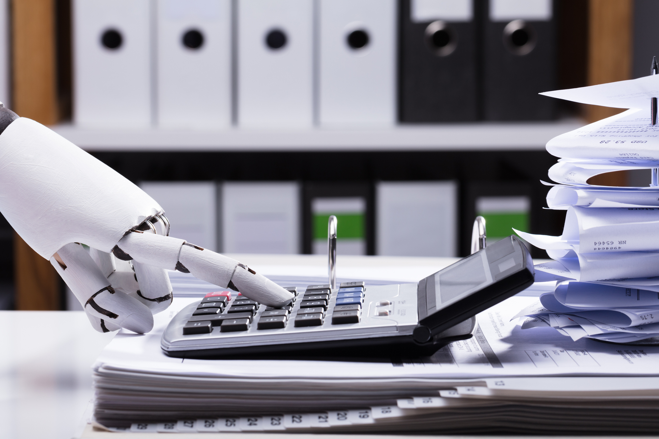 How will automation affect the accounting industry?