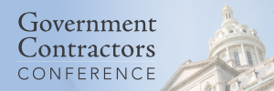 2021 GOVERNMENT CONTRACTORS CONFERENCE